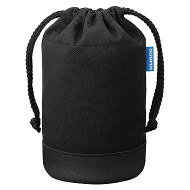 Olympus® LSC-0914 Protective Case for Air A01 Micro Zuiko Digital Lenses, Black