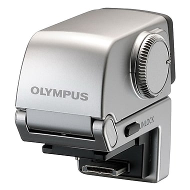 Olympus® VF-3 Electronic Viewfinder for PEN Micro Four Third Digital Camera, Silver
