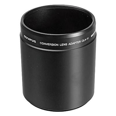 Olympus® CLA-11 Lens Adapter Tube for SP-590UZ Digital Camera, Black