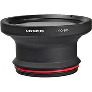 Olympus® PPO-E05 Evolt Underwater Lens Port for Zuiko 14 - 42 mm Zoom Lens and Evolt Housing, Black