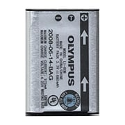 Olympus® LI-60B Lithium-Ion Digital Camera Battery, 680 mAh, for FE-370 Digital Camera (202252)