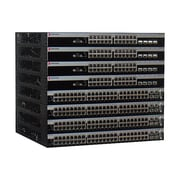 Extreme® B-Series B5K125-24P2 24 Port Gigabit Ethernet Desktop Managed PoE Stackable Edge Switch, Black