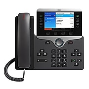 Cisco IP Phone CP-8861-K9= Corded, Charcoal