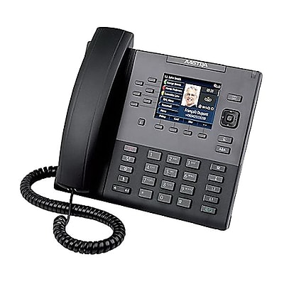 Mitel 6867 9-Line IP Phone, Corded, Office