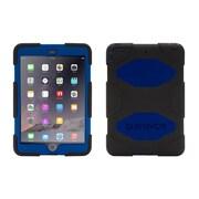 Griffin® GB35921-3 Survivor All-Terrain Polycarbonate/Silicone Protective Case for Apple iPad Mini 1/2/3, Black/Blue