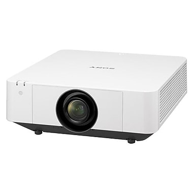 Sony VPL-FH60 WUXGA 3LCD Data Projector, White