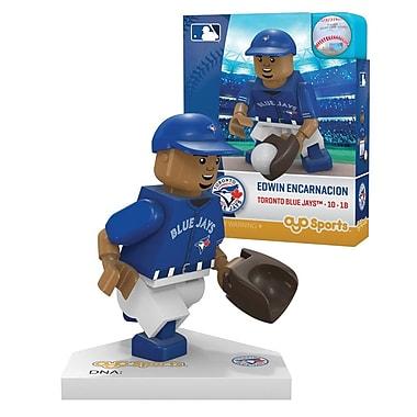 OYO MLB Toronto Blue Jays Edwin Encarnacion Minifigure, (OYOBTBJEE16)