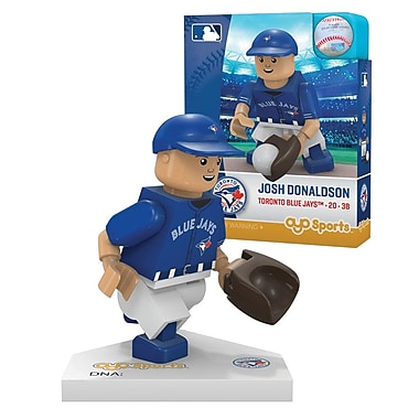 OYO MLB Toronto Blue Jays Josh Donaldson Minifigure, (OYOBTBJJD16)