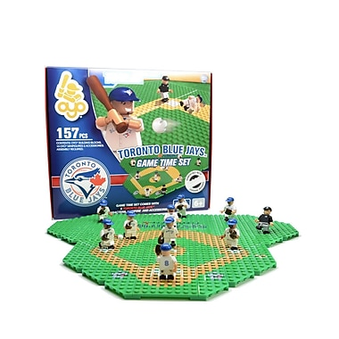 OYO MLB Toronto Blue Jays Game Time Set, (OYOBGTSTBJ16)