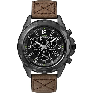 Timex® (T49986GP) Expedition Rugged Chronograph Watch
