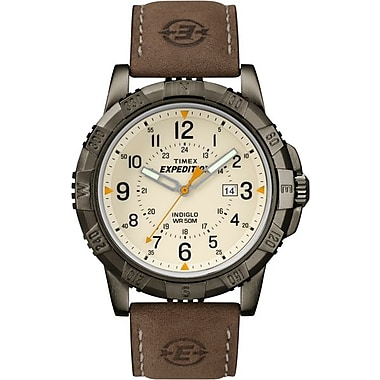 Timex® (T49990GP) Expedition Rugged Metal Watch