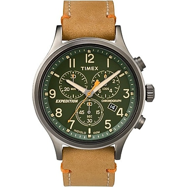 Timex® (TW4B04400GP) Expedition® Scout Chrono Watch