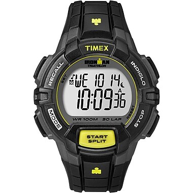 Timex® (T5K790GP) Ironman 30-Lap Rugged Watch