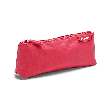 Poppin Pencil Pouch, Pink
