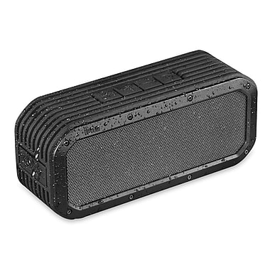 Divoom Voombox-Outdoor Bluetooth Speaker, Black, (Voombox BK)