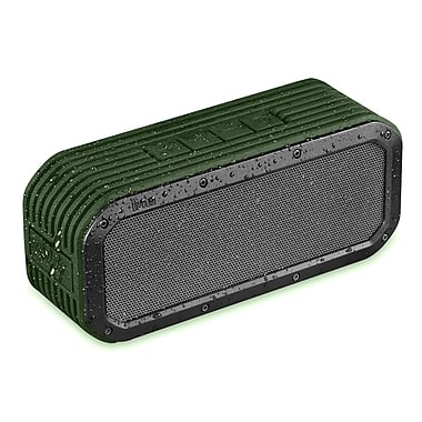 Divoom Voombox-Outdoor Bluetooth Speaker, Green, (Voombox GR)