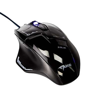 E-Blue Mazer M642 Advance Gaming Mouse, Black, (EMS642BKAA-IU)