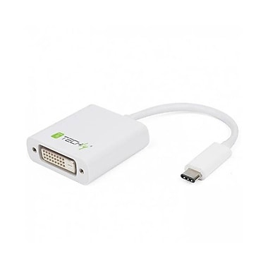 Techly USB 3.1 to DVI F Converter Cable, (IADAP USB31-DVI)