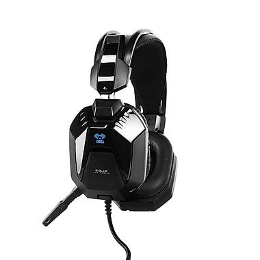 E-Blue – Casque d'écoute de jeux Cobra-H Pro EHS948, (EHS948BKAA-IY)