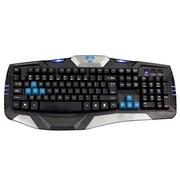 E-Blue – Cobra EKM739 clavier de jeu, touches flottantes, bleu (EKM739BKUS-IU)
