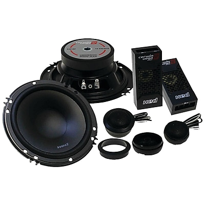 """Cerwin-vega Mobile XED 5.25"""" 2-way Component Speakers"""