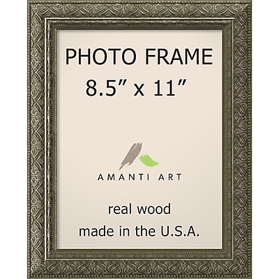 Amanti Art Barcelona Wood Photo Frame 8.5