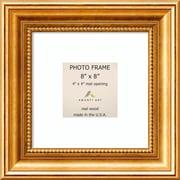 "Amanti Art  Townhouse Gold Wood Photo Frame 8"" x 8"" (DSW1385312)"