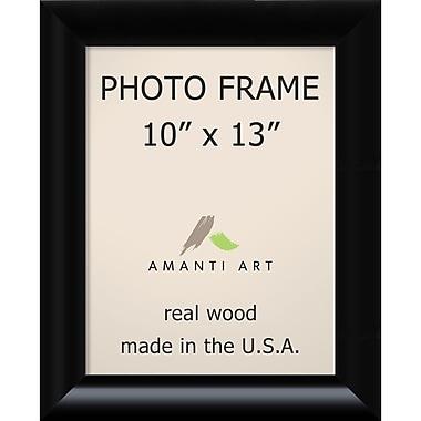 Amanti Art Steinway Black Wood Photo Frame 10