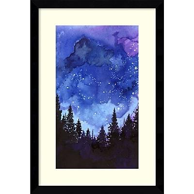 Amanti Art Jessica Durrant 'Let's Go See The Stars' Framed Art Print 11
