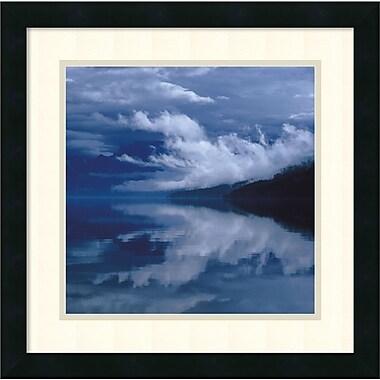 Amanti Art Leslie Mueller Glacial Mist Framed Art Print, 18