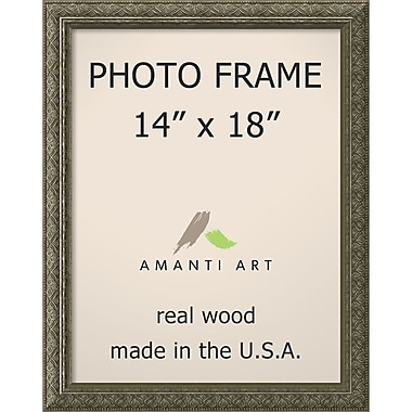 Amanti Art Barcelona Wood Photo Frame 14