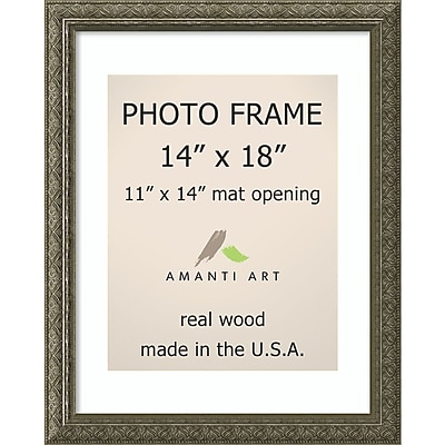 Amanti Art Barcelona Wood Photo Frame 14 X 18 Dsw1385284 Staples