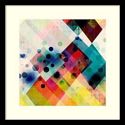 Amanti Art Amy Lighthall 'Spots I' Framed Art Print 17