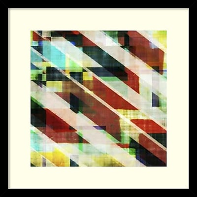 Amy Lighthall 'Two Square' Framed Art Print 17