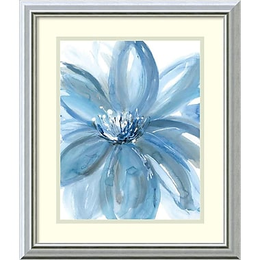 Amanti Art Rebecca Meyers Water Petals Framed Art Print, 17