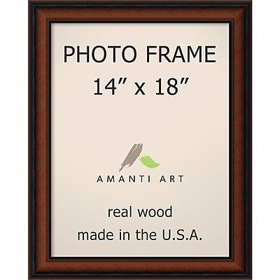 Bella Noce Walnut Photo Frame 17 x 21-inch (DSW1385294)