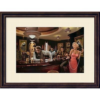 Chris Consani 'Java Dreams' Framed Art Print 18