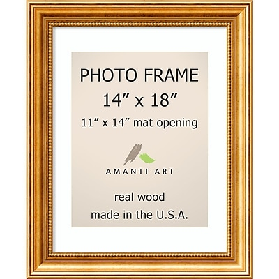 Townhouse Gold Photo Frame 17 x 21-inch (DSW1385315)