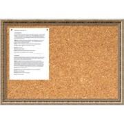 Fluted Champagne Cork Board - Medium Message Board 26 x 18-inch (DSW1418332)