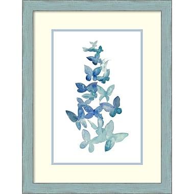 Amanti Art Grace Popp Butterfly Falls I Art Print, 20