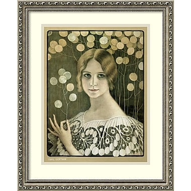 Amanti Art Paul Berthon Lace Art Print, 18