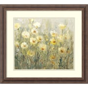 Amanti Art Tim O'Toole 'Summer in Bloom I' Art Print 21 x 19 in. Distressed Wood Frame (DSW1419937)
