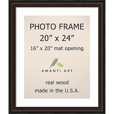 Mahogany Fade Photo Frame 23 x 27-inch (DSW1396492)