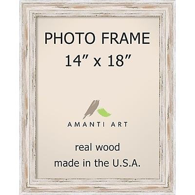 Alexandria Whitewash Photo Frame 17 x 21-inch (DSW1385437)