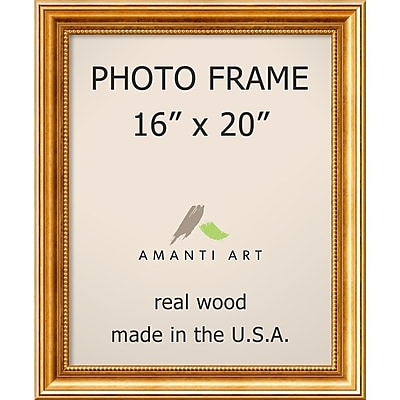 Townhouse Gold Photo Frame 19 x 23-inch(DSW1385305)