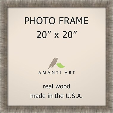 Silver Leaf Photo Frame 23 x 23-inch (DSW1396548)