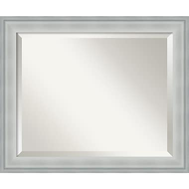 Amanti Art Metro Wall Mirror, Medium, 23