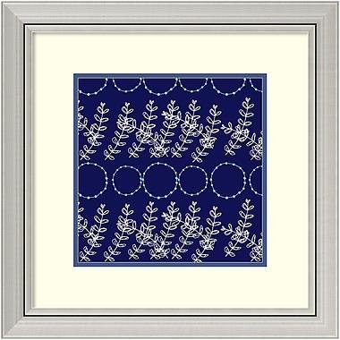 Amanti Art ? Impression encadrée « Kerela Wedding VIII » de Ali Benyon, 22 x 22 po (DSW1418831)