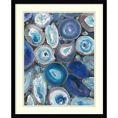Albena Hristova 'Stone Circle II' Framed Art Print 19