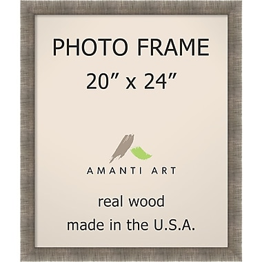Silver Leaf Photo Frame 23 x 27-inch (DSW1396541)
